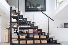 Stairs by Kodde Architecten