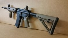 COLT DEFENSE MP FDE 6920 LE6920 AR15 AR 15 Rifle : Semi Auto Rifles at GunBroker.com The Division Cosplay, M4 Carbine, 300 Blackout, Ar 15 Builds, Heavy And Light, Custom Guns, Fire Powers, Military Equipment, Tactical Gear