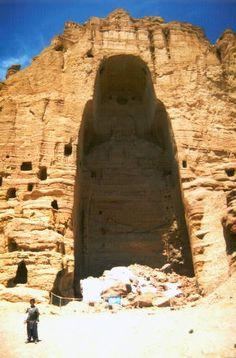 Paysage culturel et vestiges archéologiques de la vallée de Bamiyan en Afghanistan ©UNESCO / Alessandro Balsamo