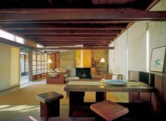 Schindler House #8 Photo by Michael Freeman