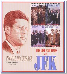 JOHN F KENNEDY Stamps PICTURES PHOTOS And IMAGES