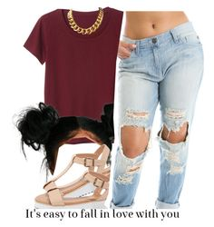 """""""chill.."""" by trinityannetrinity ❤ liked on Polyvore"""