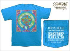 Kappa Delta Sorority Shirts by The Southern Shirt Co. KΔ