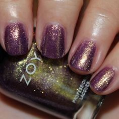 Zoya - Daul--I had a polish like this in early high school.  It was my all time favorite!