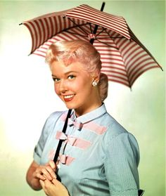 I wished I was Doris Day in Pillow Talk when I was a kid.