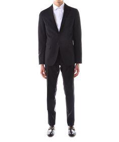 DSQUARED2 Dsquared2 Men'S  Grey Wool Suit'. #dsquared2 #cloth #suits