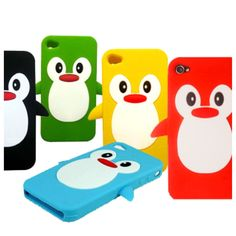 Super cute and fun!Also available for the iTouch 4