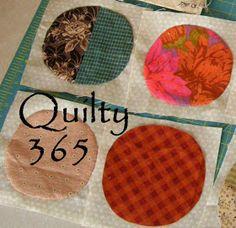 Quilty Folk: Quilty 365 - Un año de largo acolchar Viaje