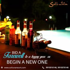 The end of the year is a time for celebration. A celebration of successes enjoyed and successes expected. This New Year relax and enjoy the mesmerizing aura set at The Solluna Resort. For reservations visit: www.sollunaresort.com Call on +91 9910016146  #sollunaresort #resortsincorbett #luxuryresortsincorbett  #JimCorbett #NewYear #celebration