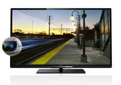 Philips 40PFL4308K/12 Full HD Led Tv (3D-Uydulu) Gelişmiş digital görüntü işleme teknolojisi ile satır ve pixel sayısı arttırılarak daha net, çok daha ayrıntılı ve derin görüntüler elde edilir. Full HD görüntü kalitesi ile size net ve canlı görüntü sağlayacak olan bu televizyon, 3D görünümü ile sizi filmin içine çekecektir. Dilediğiniz 2D içeriği canlı ve kusursuz olarak 3D ye dönüştererek izleyebilirsiniz. http://www.beyazesyamerkezi.com/Philips-30PFL4308K-12-Full-HD-Led-Tv-3D-Uydulu.html