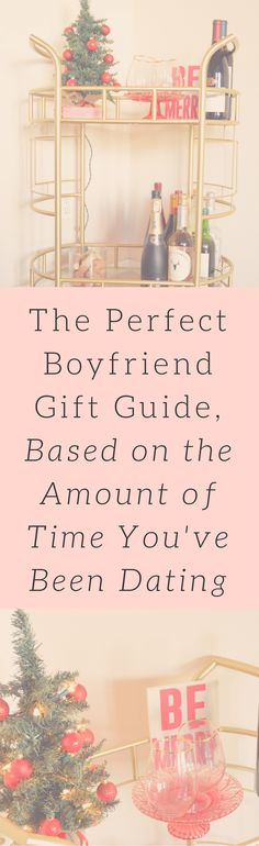 Your Boyfriend Gift Guide is here, based on the amount of time you've been dating! Find the perfect gift guide for your boyfriend this holiday season! If you need a gift guide for yourself, check out: https://www.roseandbrose.com/gift-guide-for-yourself/