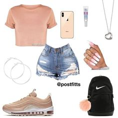 any color plain shirt ? black zip up jacket ? black jeans (ripped) any color vans (match shirt) Polyvore Outfits, Boujee Outfits, Baddie Outfits Casual, Swag Outfits For Girls, Teenage Girl Outfits, Cute Swag Outfits, Cute Comfy Outfits, Teen Fashion Outfits, Dope Outfits