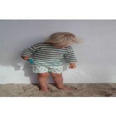 Waddler Beach Shorts // PoppysCloset.com