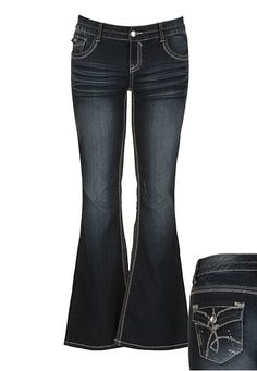 I would die with out jeans! and these are super cute!