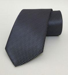 Grey Dotted Mens Tie 7 cm (2,76 #handmadeatamazon #nazodesign