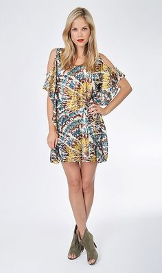 Printed dresses are perfect for any occasion!