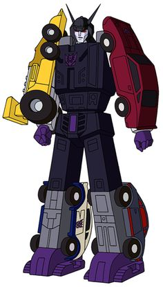 Menasor / Мегазавр / Погроз - Transformers.kiev.ua
