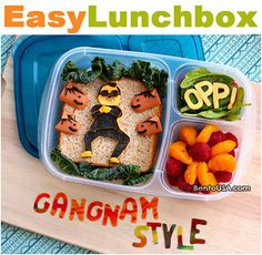 MORE HERE ► Go Gangnam Style Lunch