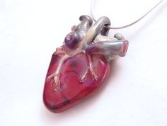 — Anatomical Glass Jewelry is a New Way to Give...
