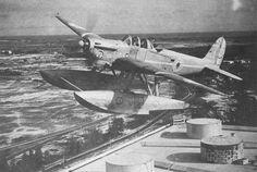 Un Laté 298-D de l'escadrille 6T – Dakar 1942