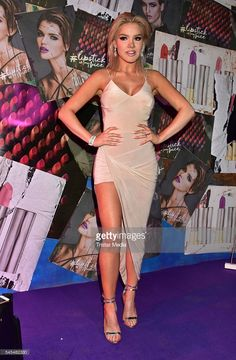 Shirin David attends the URBAN DECAY Vice Lipstick Launch at Prince Charles Club on July 7, 2016 in Berlin, Germany.