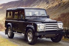 <3 2013 land rover defender. Who doesn't want to drive this?