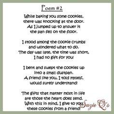 Dustpan Cookies Tag with 2 different poems CU Digital Sand Tarts, Lemon Biscuits, Vegan Shortbread, Senior Games, Pan Cookies, Christmas Quotes, Christmas Cards, Funny Christmas, Christmas Presents