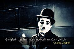 Charlie Chaplin Sözleri