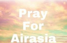 pray for air asia