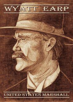 Wyatt Earp (Kurt Russell)