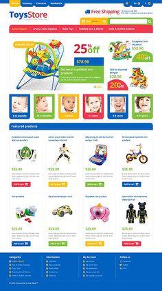 Шаблон TM45424 Тип: Шаблоны PrestaShop $140