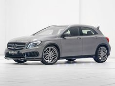 400-HP Mercedes GLA 45 is Another Brabus Special