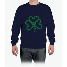 Get Loved on St. Patricks Day- funny saint patrick day shirt Long Sleeve T-Shirt