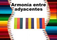 """Teoría del color Cap. 10 """"Armonía entre adyacentes"""""""