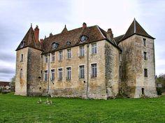 Château de Gy, Haute-Saône, France