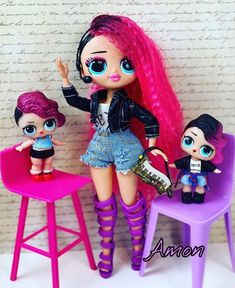 Custom Monster High Dolls, Custom Dolls, Kids Toys For Boys, Children Toys, Minnie Mouse Toys, Diy Hot Air Balloons, Diy Barbie Furniture, Real Big, Toy House