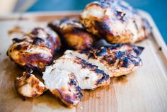 New simple marinated chicken recipe.
