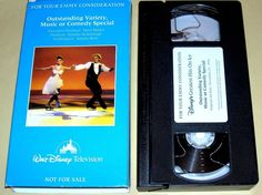 Rare Disney Promo VHS Greatest Hits On Ice (1994)