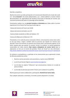 llamamiento-a-la-comunidad-20-de-teruel-contamos-con-vosotros-en-el-social-trip-teruel-sienteteruel by Carmen Urbano via Slideshare