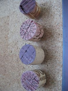 Make Your Own Wine Cork Tacks