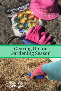 Gearing Up for Gardening Season