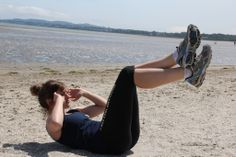 Bootcamp Ireland - 50 Crunches for 7 Days Challenge