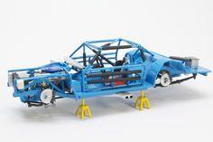 Richard Petty Dodge Dart Sportsman Chassis