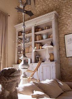 MENERBES, France - La Bastide de Marie. For more of FATHOM's most romantic hotels in France visit http://shar.es/fVeSb.
