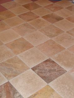 I Used The Linoleum Recipe And My Very Old Kitchen Floor