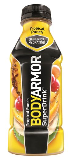 Tropical Punch BODYARMOR #Natural #SportsDrink #Hydration