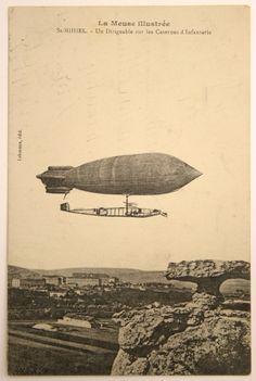 French Postcard, WWI. - Great War Observer Carte postale française, la Première Guerre mondiale. - Grande Guerre Observateur
