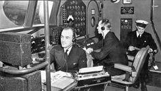 Pan Am Boeing 314 flight engineer and navigator
