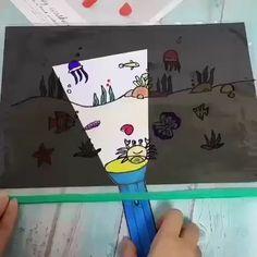 Diy Arts And Crafts, Fun Crafts, Paper Crafts, Crayon Crafts, Projects For Kids, Diy For Kids, Crafts For Kids, Craft Activities, Toddler Activities