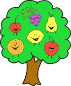 sunday school Fruit of the Spirit Tree bible lessons